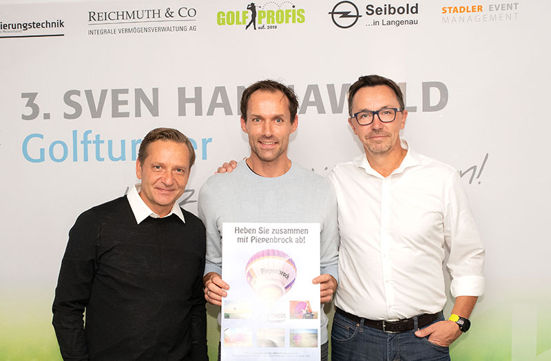 Sven-Hannawald-Charity-Turnier am 09.10.19